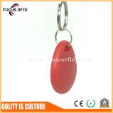 Бирка ABS RFID Keyfob обломока ISO 14443 a. M. 1 для контроля допуска