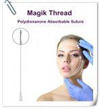 Cuerda de rosca anti de la arruga que levanta la sutura de Plla