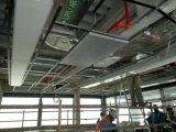 Plafond en aluminium pour le toit