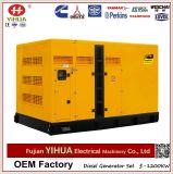 Weichai einzelnes/leises elektrisches Dieselenergien-Generator-dreiphasigset (12-1000kw)