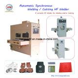 Máquina de embalaje de blister de alta frecuencia de alimentación de la Junta de parche