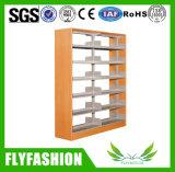 Estantería de doble cara modernos de madera para la venta al por mayor (ST-30)