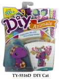 Heiße lustige DIY Tier-Spielwaren
