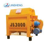 Цемента машинного оборудования Китая Jinsheng Js3000 машина центрального конкретная смешивая