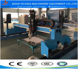 CNC de Scherpe Machine van het Plasma van de Plaat van het Ijzer van het Staal van het Metaal van het Blad van de Brug