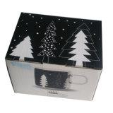 Caja de embalaje del papel acanalado para la taza