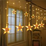 свет занавеса звезды 108LEDs СИД 2m для украшения венчания/партии/рождества