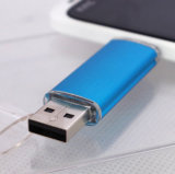 Het hete Dubbele Geheugen van de Flits OTG USB voor Androïde Smartphone (yt-1201-03)