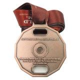工場価格の高品質のカスタム連続したメダル(XD-03025)
