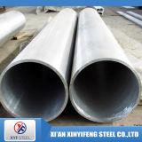 Tubo de acero inoxidable del diámetro grande Tp321