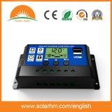 20Солнечный контроллер с 12/24В автоматической идентификации