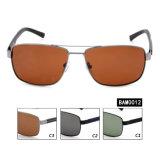 نمط تصميم يستقطب نظّارات شمس مع سبيكة إطار لأنّ رجال ([بم0012])