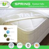 La Chine fournisseur Anti-Bed Bamboo Terry Bug enrobage de matelas de 100 % étanche avec TPU