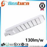 blanco de la luz de calle de 1600W LED 130lm/W