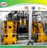 Frasco do HDPE que faz a maquinaria/preço plástico da máquina de molde do sopro da extrusão do bidão