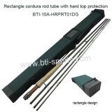 El tubo de varilla de Cordura rectángulo con Hard Top protección Bti-10A-Hrprt01