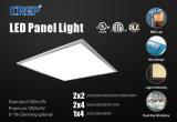 2X2/1X4/2X4 LED Flachbildschirm-Licht, 100-130lm/W, ETL UL Dlc verzeichnet