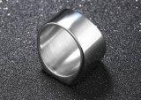De Ring van de Vinger van het Roestvrij staal van de manier voor Enig