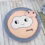 円形の幼児赤ん坊の這うパッドの子供のCrimbのマット