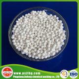 99.5% Sfere di grande purezza dell'allumina per il supporto del catalizzatore
