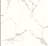 Mattonelle di pavimento di ceramica bianche eccellenti piacevoli del parchè di qualità 600X600mm