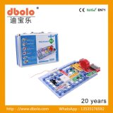 Jouets éducatifs pour enfants DIY Intelligence jouet des blocs de raccordement