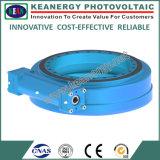 Mecanismo impulsor de la ciénaga del engranaje de gusano de ISO9001/Ce/SGS para los paneles solares