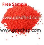 Freie Probe für orange Farbe Masterbatch mit Qualität