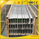 6063 6061 câmaras de ar de alumínio da fábrica de alumínio da extrusão para a cerca