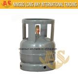 6kg de vente chauds vident le cylindre de gaz de LPG