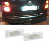 Luz sem erros do número da matrícula do diodo emissor de luz de Canbus para o transportador Passat de Touran (HS-LED-011)