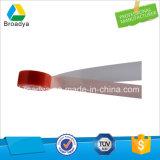 Solvente de películas de tereftalato de dupla face Fita Adesiva Industrial de acrílico (por6980G)