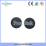 衣服管理のためのPPS RFIDの札UHFボタンの札
