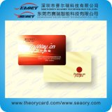 RFID 13.56MHz Rewritable 지능적인 접근 제한 카드