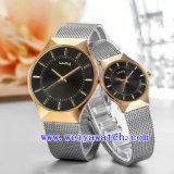 Form-Uhr-Geschenk-beiläufige Armbanduhren (WY-015GB)