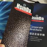 Bronce Hsinda textura Martillo de pintura en polvo de recubrimiento en polvo de pulverización