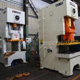 Aço inoxidável Jh21 160ton Máquina de perfuração de estamparia de metal mecânica prensa elétrica
