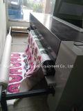 Lange Auto het Voeden van het Gordijn TextielLaser Scherpe Machine