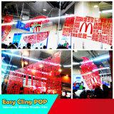 La decoración del techo de PVC recubierta en rollo para la impresión digital 70um Film de PVC PVC+film decorativo película extraíble