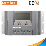 20A 30A 40A LCD PWM het ZonneControlemechanisme van de Last met USB