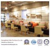 Haut de gamme de meubles en bois massif Bar défini avec une bonne conception (HL-T-3)