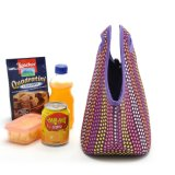 Контейнер еды Bolsa случая сумки мешка младенца Lunchbox неопрена мешка обеда перемещения водоустойчивый De Marmita