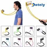 Luie Flexibele Bendable hangt de Houder van de Telefoon van de Hals de Omwenteling van 360 Graad Mobiele Tribune
