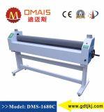 DMSの暖かいローラーの手動フィルムの薄板になる機械
