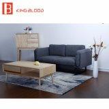 O projeto inicial Sala de tecido de Mobiliário Chesterfield sofá 2 lugares poltrona
