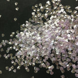polvo olográfico de los brillos del arte de la decoración del clavo de la dimensión de una variable del diamante 3D