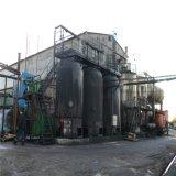 Aceite esencial de la capacidad de pequeños equipos de destilación de residuos de aceite de engrase y aceite de coche negro