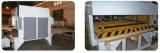 Machine d'emballage sous vide de compression de matelas (YS-220)