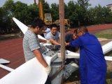 2kw AC 48V96Vホーム使用(SHJ-NE2KL)のための水平の低いRpm小さい風発電機