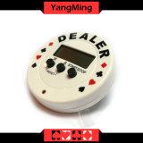 Service Factory produire Texas Horamètre Casino Poker Jeux de Table Appelez Bell (YM-DT01)